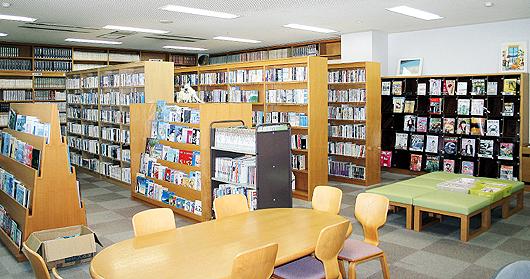 図書室(吉富フォーユー会館2階) ...